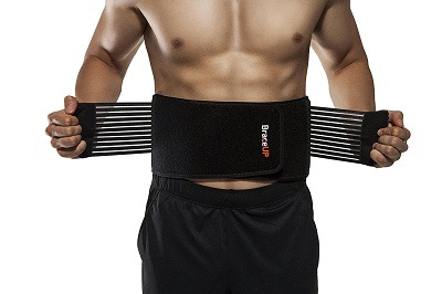 81MX8FA7CeL. SL1500  - Lower Back Support Brace Reviews