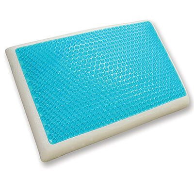 1 Clic Brands Reversible Cool Gel Memory Foam Pillow Cooling Reviews Best Of 2019 Pathtomobility